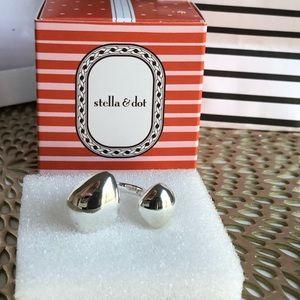 Stella & Dot New w/Box Ulani Ring Sz SM-MD